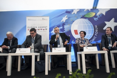 Security Forum (2015) Krynica-Zdrój, Poland 9-10 September 2015
